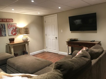Harwich Cape Cod vacation rental - Enjoy family movie nights or kids retreat