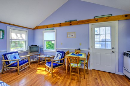 East Sandwich Cape Cod vacation rental - Entry into Living area