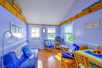 East Sandwich Cape Cod vacation rental - Seating in Living area