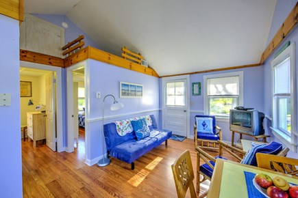 East Sandwich Cape Cod vacation rental - Bedrooms off the hallway