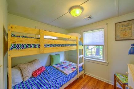 East Sandwich Cape Cod vacation rental - Bedroom with bunk /2 Twins