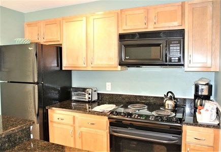 New Seabury Cape Cod vacation rental - Fully equipped kitchen