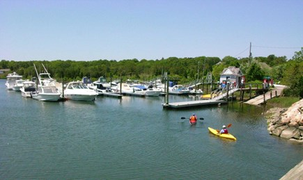 New Seabury Cape Cod vacation rental - Enjoy the water!