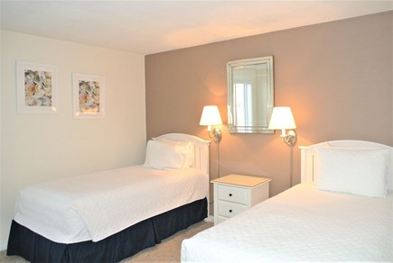 New Seabury Cape Cod vacation rental - Two twins in second bedroom