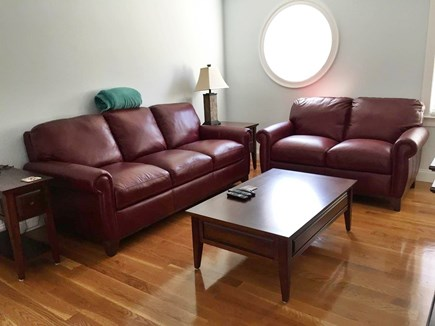 Harwichport Cape Cod vacation rental - Nice upstairs den for reading, playing a game or watching TV.