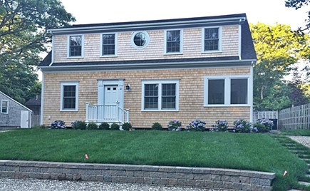 Harwichport Cape Cod vacation rental - Beautiful, luxurious house steps to beach.  Parking for 5 cars.