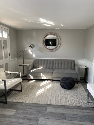 Dennis Cape Cod vacation rental - Living Room with futon