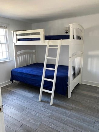 Dennis Cape Cod vacation rental - Bedroom with bunkbed, twin over full