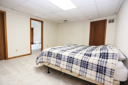 Eastham Cape Cod vacation rental - Lower level bedroom