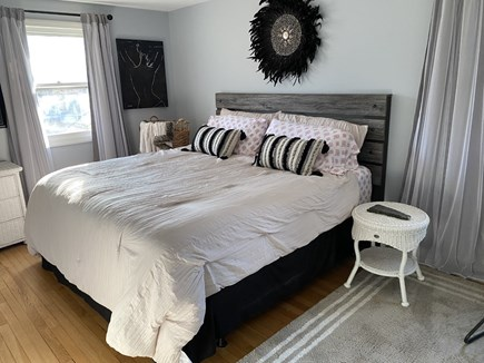 East Falmouth Cape Cod vacation rental - King bedroom