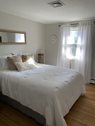 East Falmouth Cape Cod vacation rental - Queen bedroom
