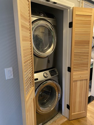 East Falmouth Cape Cod vacation rental - Laundry