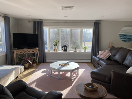 East Falmouth Cape Cod vacation rental - Living room