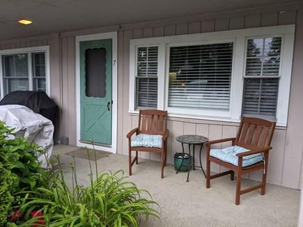 Harwich, Wyndemere Condominiums Cape Cod vacation rental - Sitting area