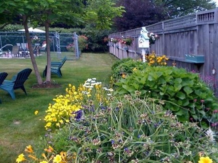 Harwich, Wyndemere Condominiums Cape Cod vacation rental - Private Pool area