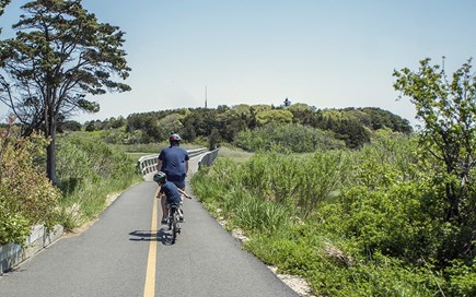 Harwich, Wyndemere Condominiums Cape Cod vacation rental - Great Family Bike Trails