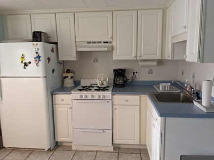 Harwich, Wyndemere Condominiums Cape Cod vacation rental - Kitchen fully equipped