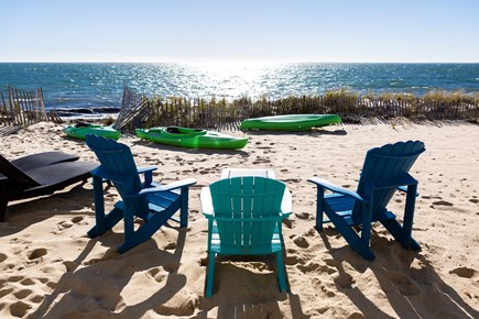 North Truro Cape Cod vacation rental - Your private beach awaits