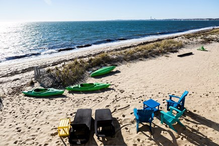 North Truro Cape Cod vacation rental - Two Kayaks are available for your use as well