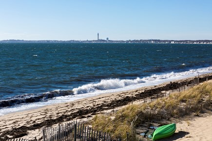 North Truro Cape Cod vacation rental - Unobstructed view of Provincetown and amazing sunsets