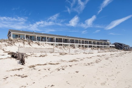 North Truro Cape Cod vacation rental - A small community with direct oceanfront access