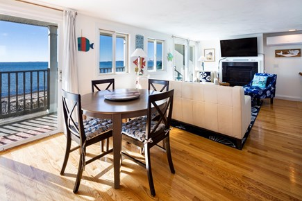 North Truro Cape Cod vacation rental - Ocean views from every window