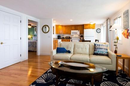 North Truro Cape Cod vacation rental - Comfy living room furniture