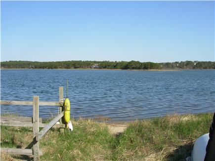 South Wellfleet Cape Cod vacation rental - View down to Black Fish Creek