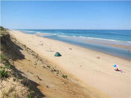 South Wellfleet Cape Cod vacation rental - Visit the National Seashore beaches – Marconi 1 mile away