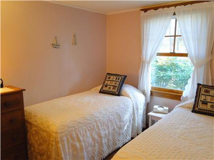 South Wellfleet Cape Cod vacation rental - Third bedroom - 2 twin beds
