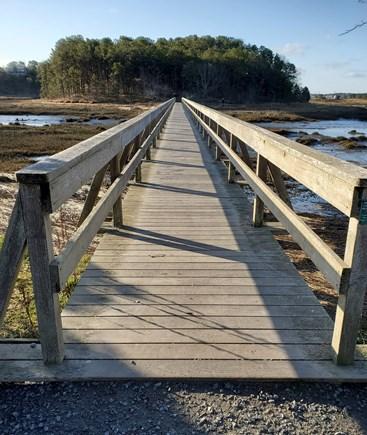 Wellfleet Cape Cod vacation rental - Uncle Tim's Bridge