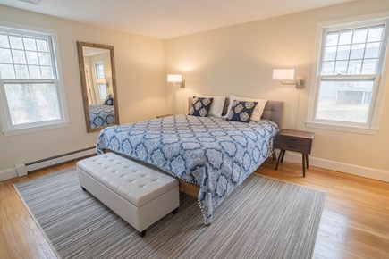Yarmouth Port Cape Cod vacation rental - Master Bedroom with King bed and private bath