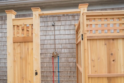Yarmouth Port Cape Cod vacation rental - Brand new outdoor shower!