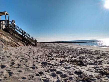 Dennis Port Cape Cod vacation rental - Haigis Beach just under 1 mile away
