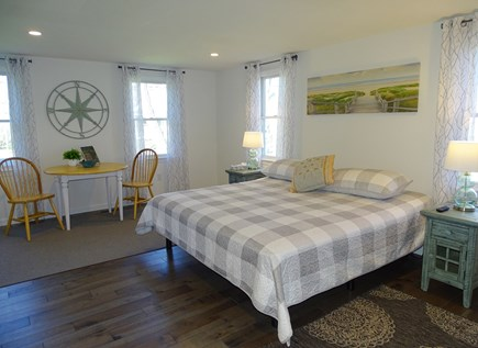 Eastham Cape Cod vacation rental - First floor King bed Master
