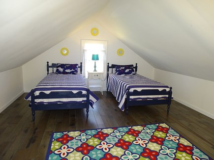 Eastham Cape Cod vacation rental - Upstairs twin bedroom