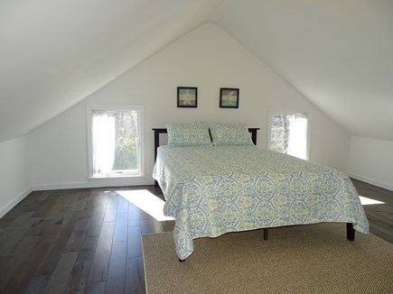 Eastham Cape Cod vacation rental - Upstairs sunny queen bedroom