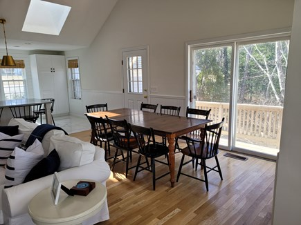 Cotuit Cape Cod vacation rental - Dining room