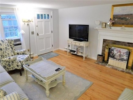 Chatham Cape Cod vacation rental - Living Room and Entryway