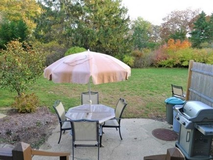 Chatham Cape Cod vacation rental - Patio Area