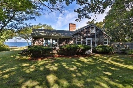 Falmouth Cape Cod vacation rental - House Exterior