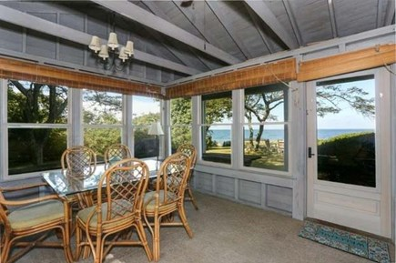 Falmouth Cape Cod vacation rental - Screened Porch