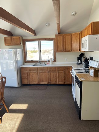 Dennis Sands Cape Cod vacation rental - A full kitchen to prepare your beach time meals.