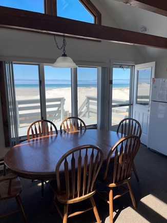 Dennis Sands Cape Cod vacation rental - A seat with a view for the whole family.
