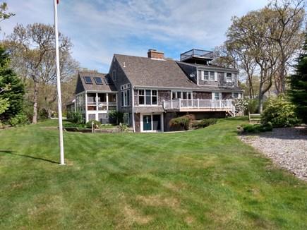 Chatham Cape Cod vacation rental - Spacious back yard