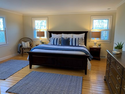 Chatham Cape Cod vacation rental - First floor master with king