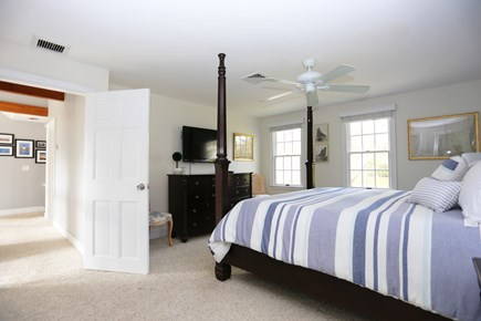 Brewster Cape Cod vacation rental - 2nd Floor Main Bedroom w/King Bed