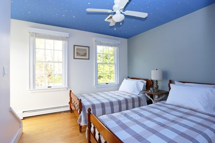 Brewster Cape Cod vacation rental - 2nd Floor Bedroom w/Two Twins