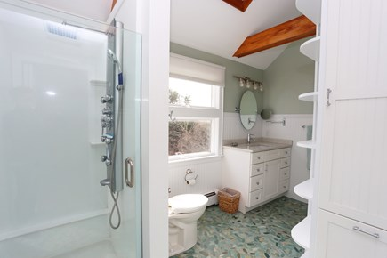 Brewster Cape Cod vacation rental - 2nd Floor Bathroom