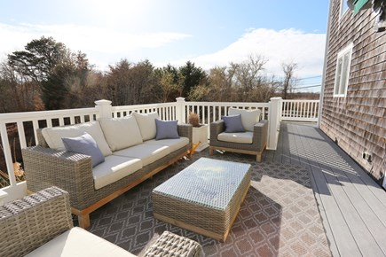 Brewster Cape Cod vacation rental - Deck - with furniture